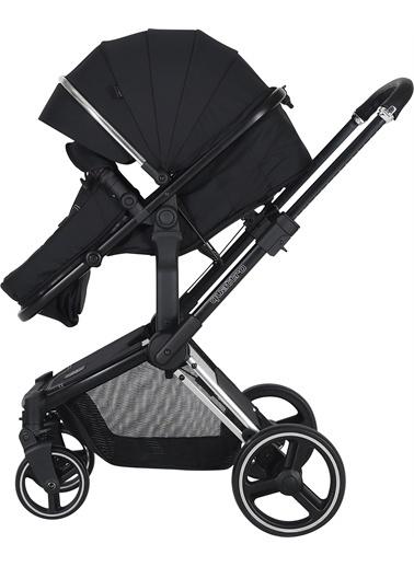 Prego Prego 2079 Quattro Vip Travel Sistem Bebek Arabası Gri